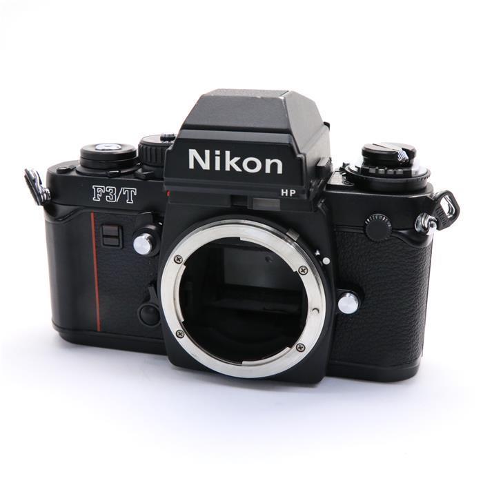 【あす楽】 【中古】 《良品》 Nikon F3 T (ブラック) ブラック 【シャッター精度調整/ファインダー内清掃/各部点検済】