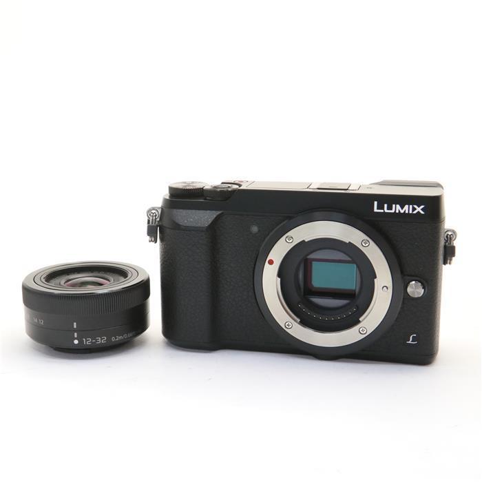 【あす楽】 【中古】 《美品》 Panasonic LUMIX DMC-GX7MK2K 標準ズームレンズキット ブラック [ デジタルカメラ ]