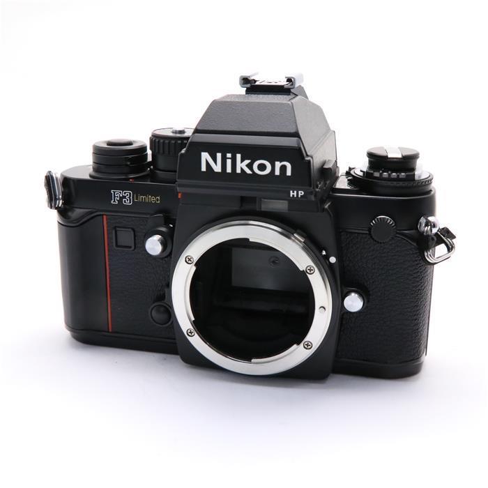 【あす楽】 【中古】 《良品》 Nikon F3 Limited (リミテッド) 【シャッター精度調整/ファインダー内清掃/各部点検済】