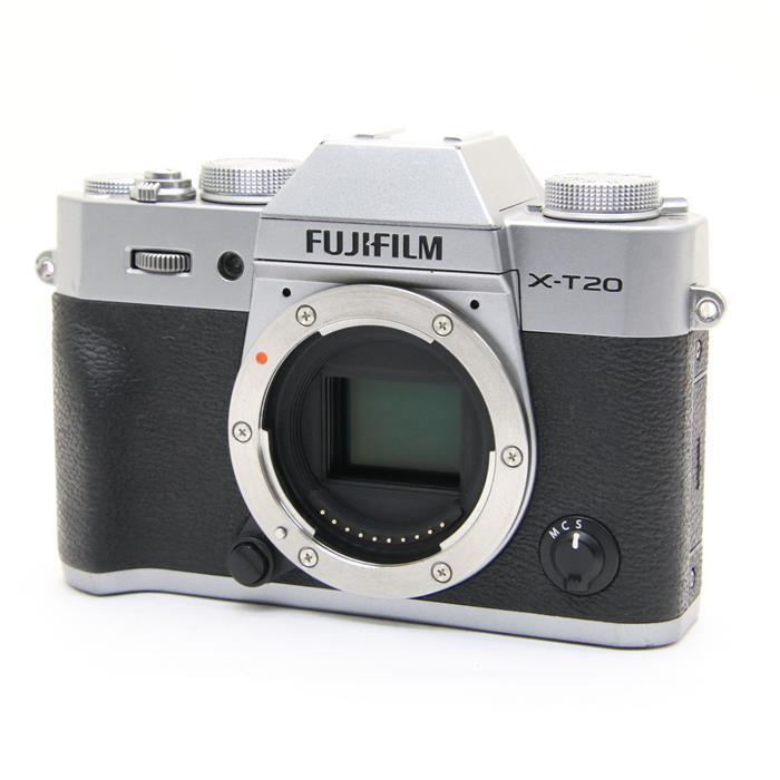【あす楽】 【中古】 《難有品》 FUJIFILM X-T20 ボディ シルバー [ デジタルカメラ ]