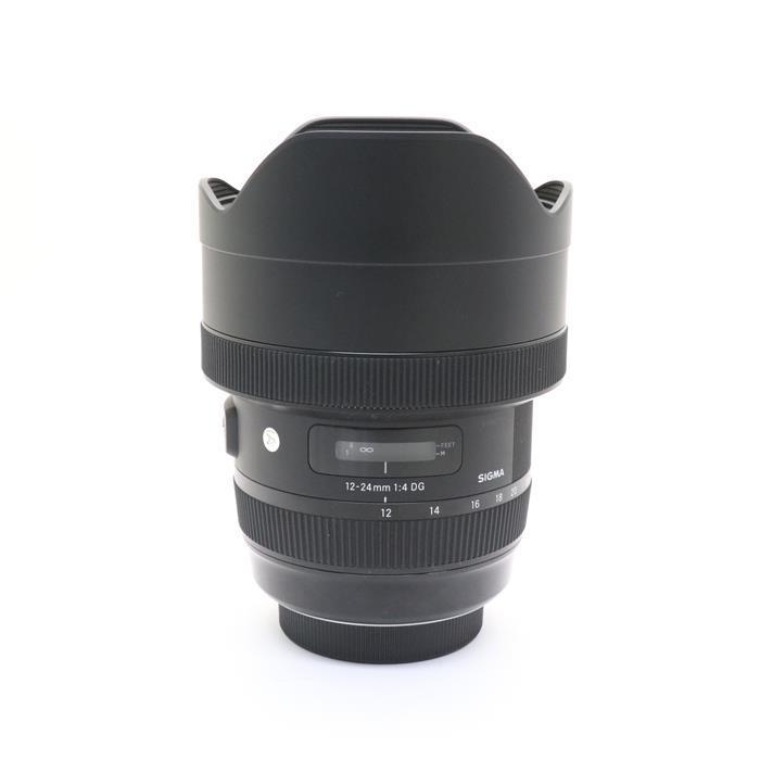 【あす楽】 【中古】 《良品》 SIGMA A 12-24mm F4 DG HSM(シグマ用) [ Lens | 交換レンズ ]