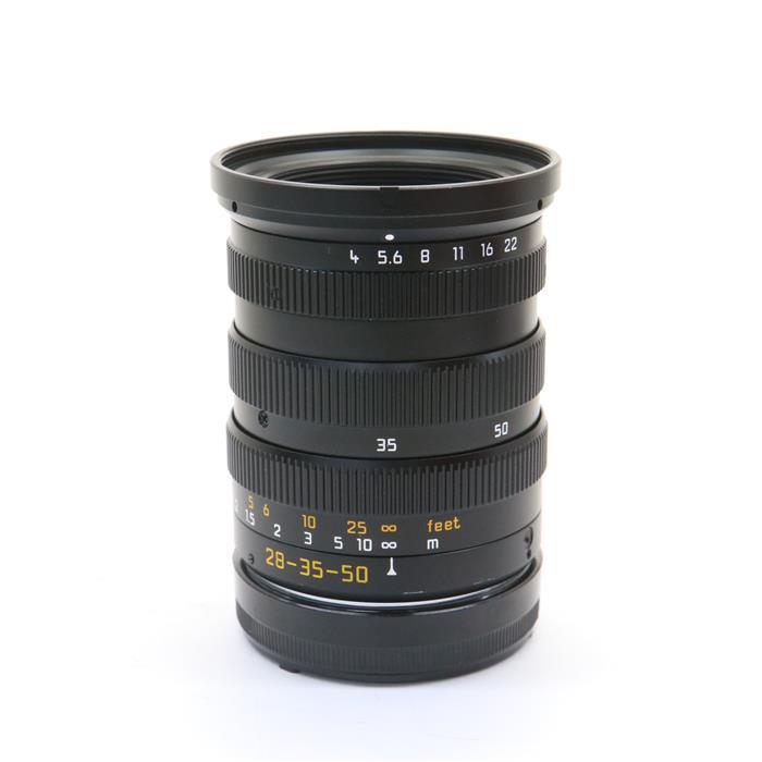 【あす楽】 【中古】 《良品》 Leica トリエルマー M28-35-50mm F4 ASPH (E49) ブラック [ Lens | 交換レンズ ]