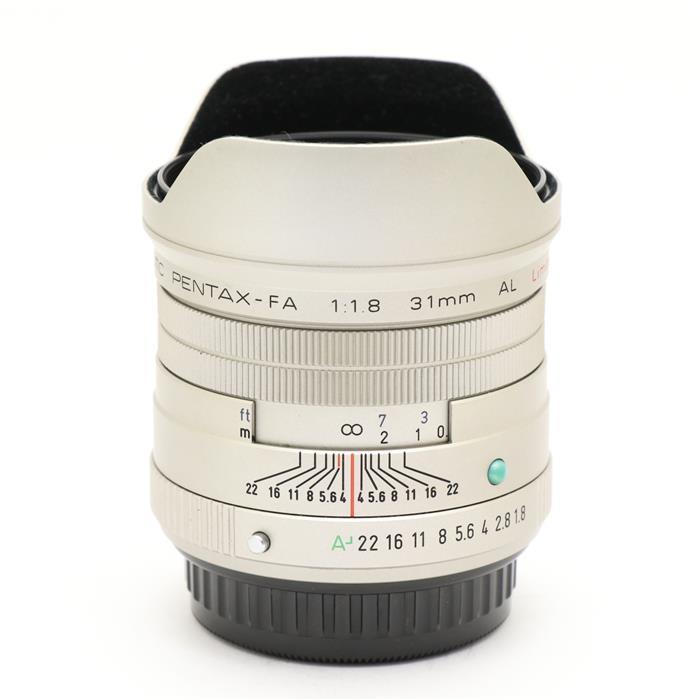 【あす楽】 【中古】 《良品》 PENTAX FA31mm F1.8 AL Limited シルバー [ Lens | 交換レンズ ]