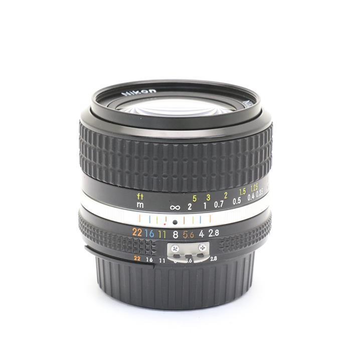 【あす楽】 【中古】 《良品》 Nikon Ai Nikkor 24mm F2.8S [ Lens | 交換レンズ ]