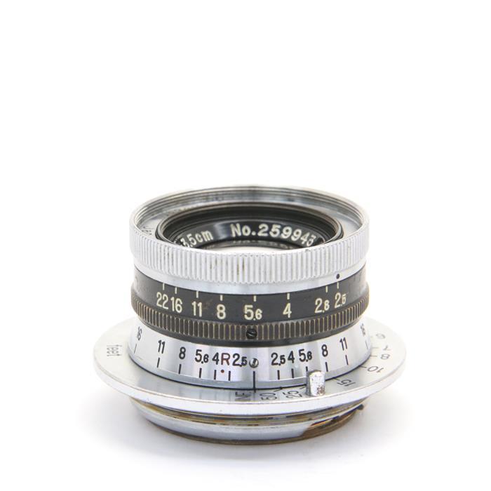 【あす楽】 【中古】 《並品》 Nikon W-NIKKOR (L) 35mm F2.5 (黒帯) [ Lens | 交換レンズ ]