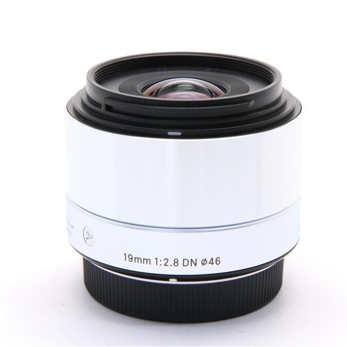 【あす楽】 【中古】 《美品》 SIGMA A 19mm F2.8 DN (マイクロフォーサーズ用) シルバー [ Lens | 交換レンズ ]