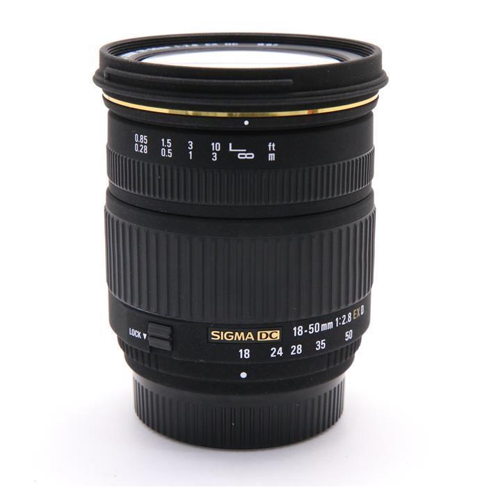 【あす楽】 【中古】 《美品》 SIGMA AF 18-50mm F2.8 EX DC (ニコン用) [ Lens | 交換レンズ ]