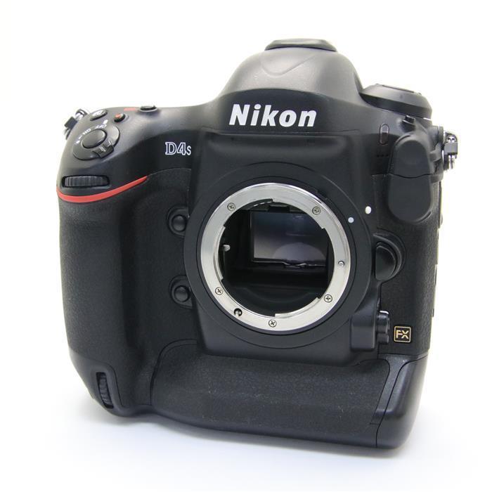 【あす楽】 【中古】 《良品》 Nikon D4S ボディ [ デジタルカメラ ]