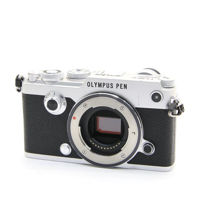 【あす楽】 【中古】 《良品》 OLYMPUS PEN-F ボディ シルバー [ デジタルカメラ ]