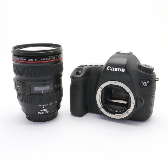 【あす楽】 【中古】 《並品》 Canon EOS 6D EF24-105L レンズキット [ デジタルカメラ ]