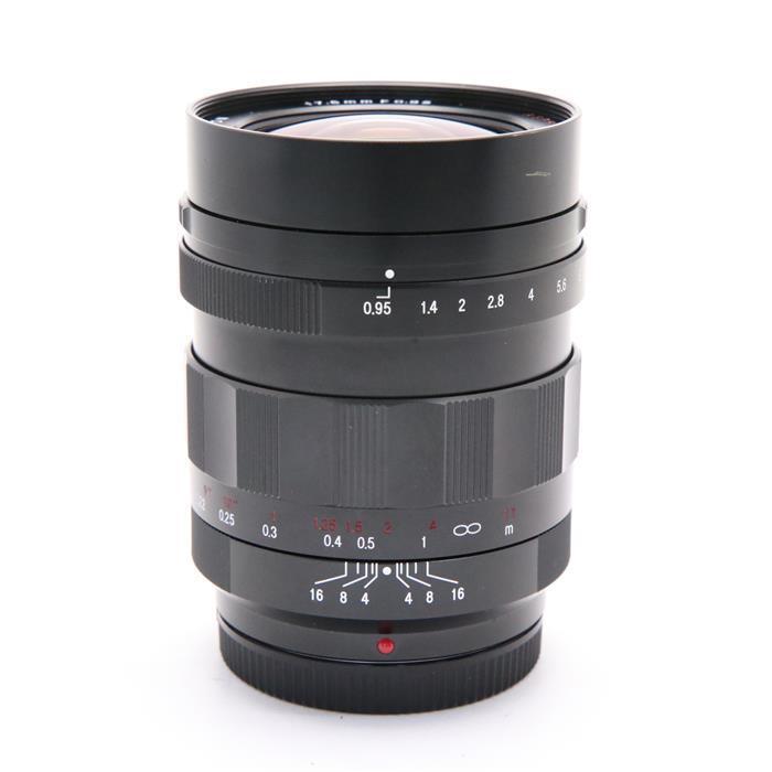 【あす楽】 【中古】 《良品》 Voigtlander NOKTON 17.5mm F0.95(マイクロフォーサーズ用) [ Lens | 交換レンズ ]