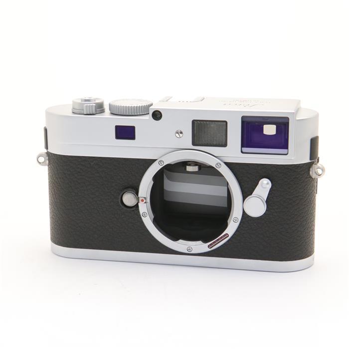 【あす楽】 【中古】 《美品》 Leica M9-P シルバークローム 【ライカカメラジャパンにてセンサー交換/リフレッシュサービス/各部点検済】 [ デジタルカメラ ]