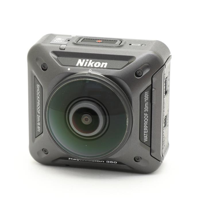 【あす楽】 【中古】 《良品》 Nikon KeyMission 360 ブラック [ デジタルカメラ ]