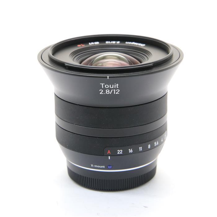 【あす楽】 【中古】 《美品》 Carl Zeiss Touit 12mm F2.8(フジフイルムX用) [ Lens | 交換レンズ ]