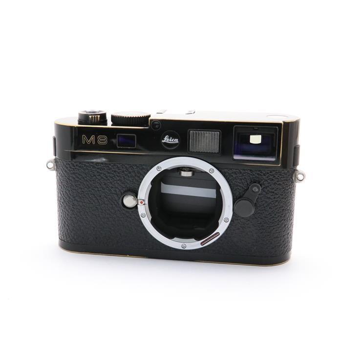 【あす楽】 【中古】 《難有品》 Leica M8.2 ブラック [ デジタルカメラ ]