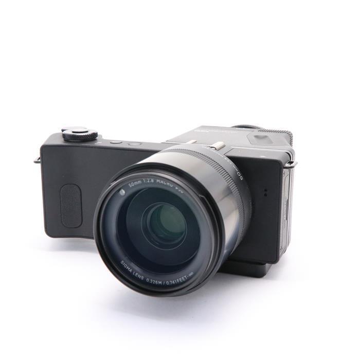 【あす楽】 【中古】 《美品》 SIGMA dp3 Quattro LCDビューファインダーキット [ デジタルカメラ ]
