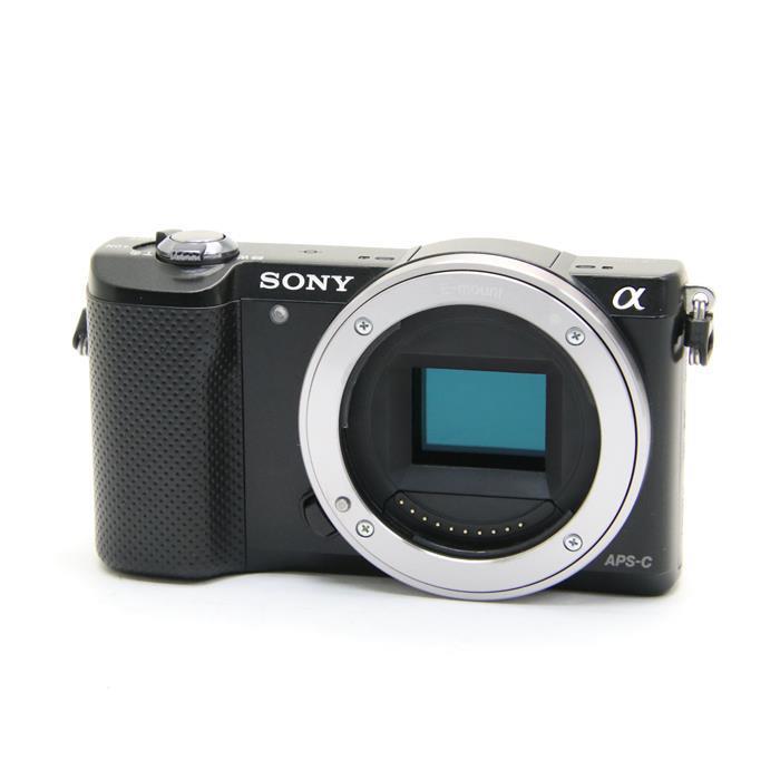 【あす楽】 【中古】 《良品》 SONY α5000 ボディ ブラック [ デジタルカメラ ]