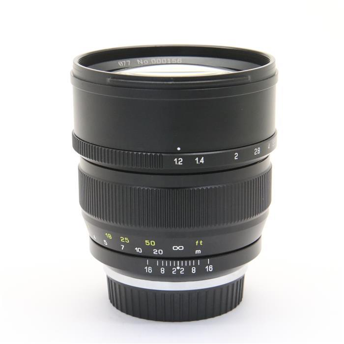 【あす楽】 【中古】 《美品》 ZHONG YI OPTICAL SPEEDMASTER 85mm F1.2 (キヤノン用) [ Lens | 交換レンズ ]