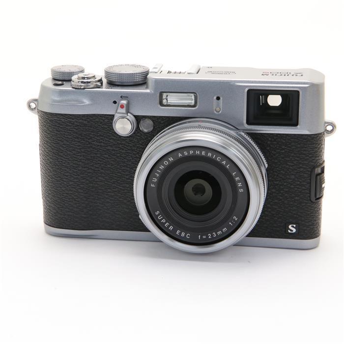 【あす楽】 【中古】 《良品》 FUJIFILM X100S シルバー [ デジタルカメラ ]