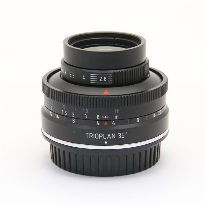 【あす楽】 【中古】 《美品》 Meyer Optik Gorlitz Trioplan 35mm F2.8 (キヤノン用) [ Lens | 交換レンズ ]