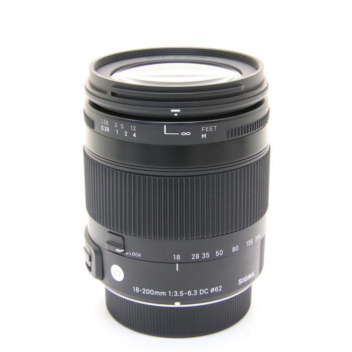 【あす楽】 【中古】 《良品》 SIGMA C 18-200mm F3.5-6.3 DC MACRO HSM(ペンタックス用) [ Lens | 交換レンズ ]