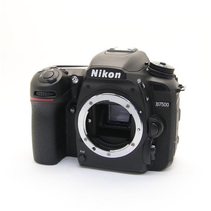 【あす楽】 【中古】 《美品》 Nikon D7500 ボディ [ デジタルカメラ ]
