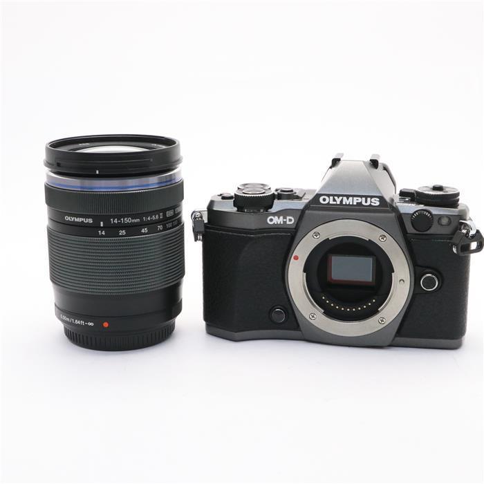 【あす楽】 【中古】 《美品》 OLYMPUS OM-D E-M5 MarkII Limited Edition Kit チタニウムカラー [ デジタルカメラ ]