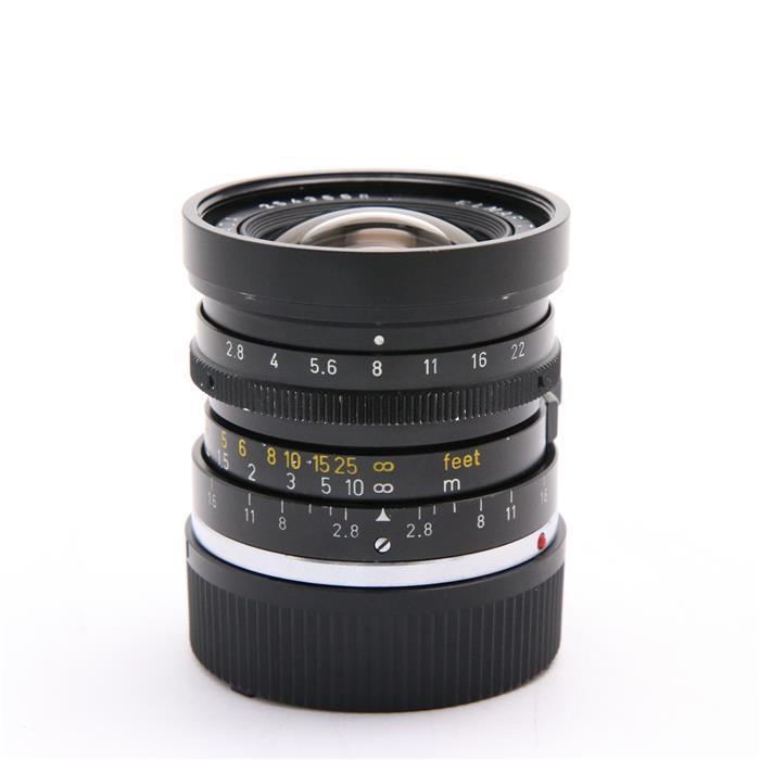 【あす楽】 【中古】 《並品》 Leica エルマリート M28mm F2.8 (E48レトロタイプ無限遠ロック無) ※2nd [ Lens | 交換レンズ ]