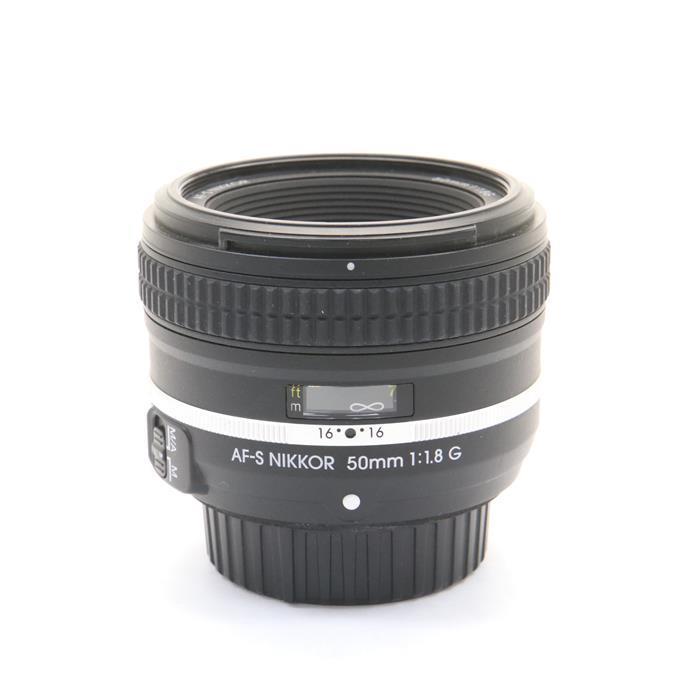 【あす楽】 【中古】 《並品》 Nikon AF-S NIKKOR 50mm F1.8G(Special Edition) [ Lens | 交換レンズ ]