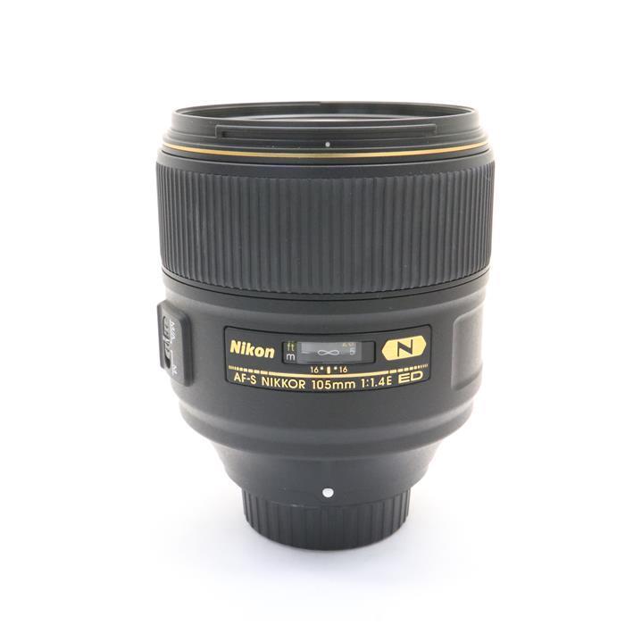 【あす楽】 【中古】 《良品》 Nikon AF-S NIKKOR 105mm F1.4E ED [ Lens | 交換レンズ ]