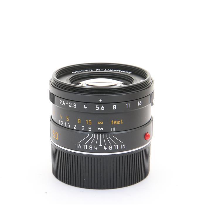 【あす楽】 【中古】 《並品》 Leica ズマリット M50mm F2.4 ブラック [ Lens | 交換レンズ ]