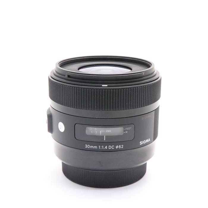 【あす楽】 【中古】 《良品》 SIGMA A 30mm F1.4 DC HSM (シグマ用) [ Lens | 交換レンズ ]