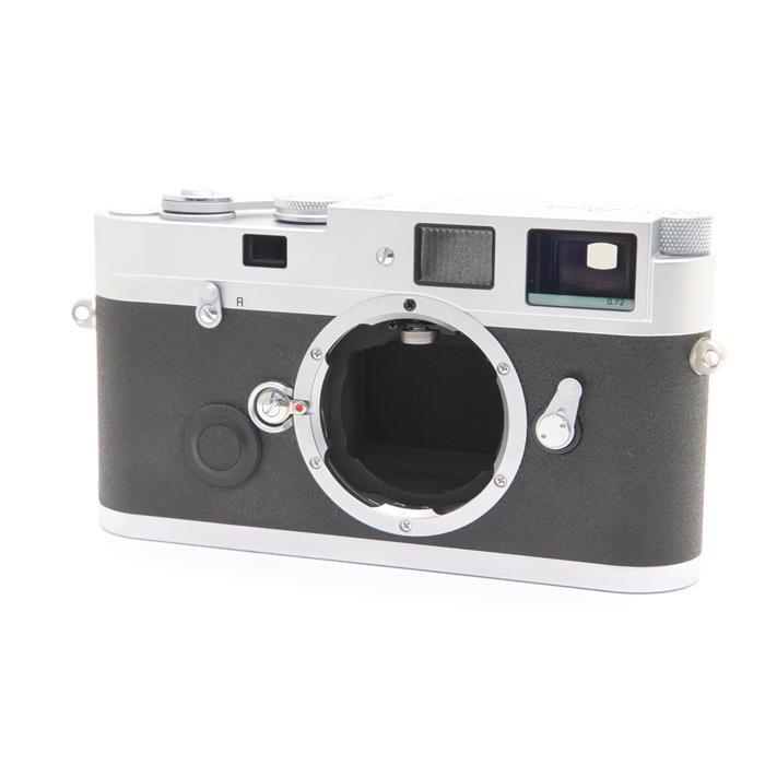 【あす楽】 【中古】 《美品》 Leica MP 0.72ボディ シルバー 【ファインダー内アイピースリング清掃/距離計調整/各部点検済】