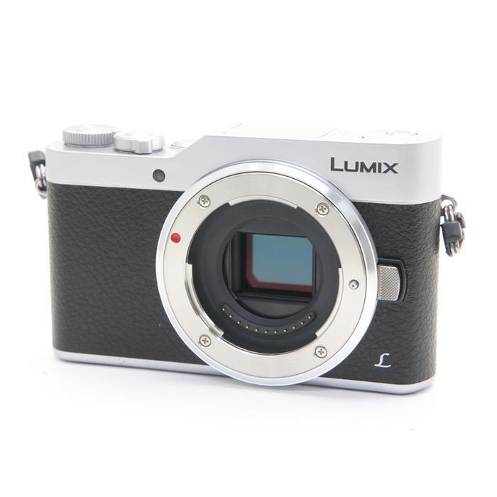 【あす楽】 【中古】 《良品》 Panasonic LUMIX DC-GF9 ボディ シルバー [ デジタルカメラ ]