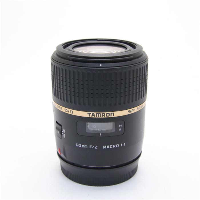【あす楽】 【中古】 《良品》 TAMRON SP 60mm F2 DiII MACRO 1:1/Model G005E(キヤノン用) [ Lens | 交換レンズ ]