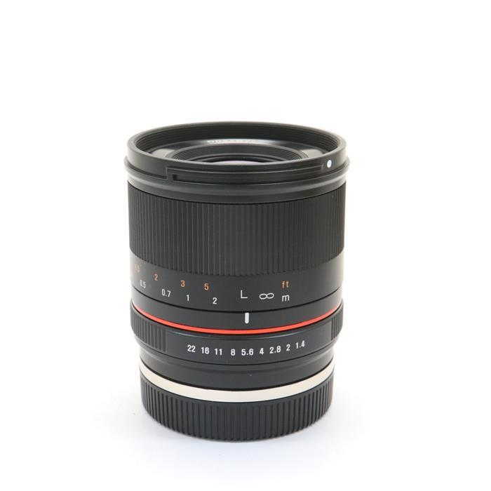 【あす楽】 【中古】 《美品》 SAMYANG 21mm F1.4 ED AS UMC CS (ソニーE用) ブラック [ Lens   交換レンズ ]
