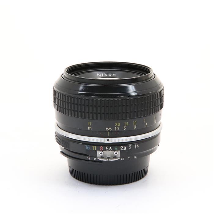 【あす楽】 【中古】 《並品》 Nikon New Nikkor 50mm F1.4(Ai改) [ Lens | 交換レンズ ]