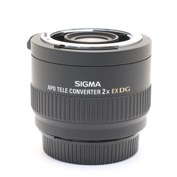 【あす楽】 【中古】 《新同品》 SIGMA APO Teleconverter 2X EX DG(ニコン用) [ Lens | 交換レンズ ]