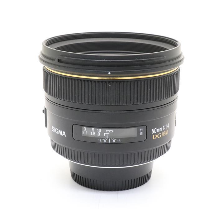 【あす楽】 【中古】 《並品》 SIGMA 50mm F1.4 EX DG HSM(ニコン用) [ Lens | 交換レンズ ]