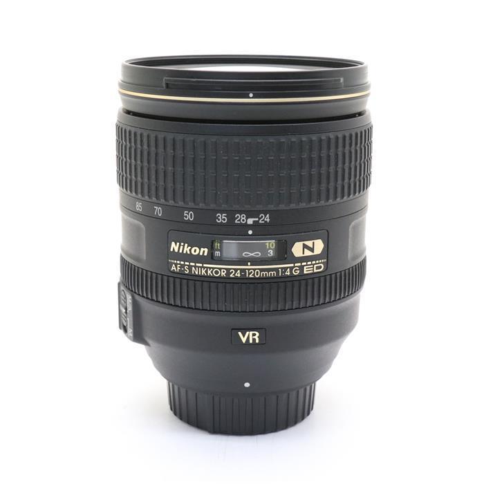 【あす楽】 【中古】 《難有品》 Nikon AF-S NIKKOR 24-120mm F4G ED VR [ Lens | 交換レンズ ]