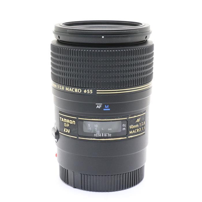【あす楽】 【中古】 《良品》 TAMRON SP 90mm F2.8 Di Macro 1:1/Model 272ES(ソニーα用) [ Lens | 交換レンズ ]