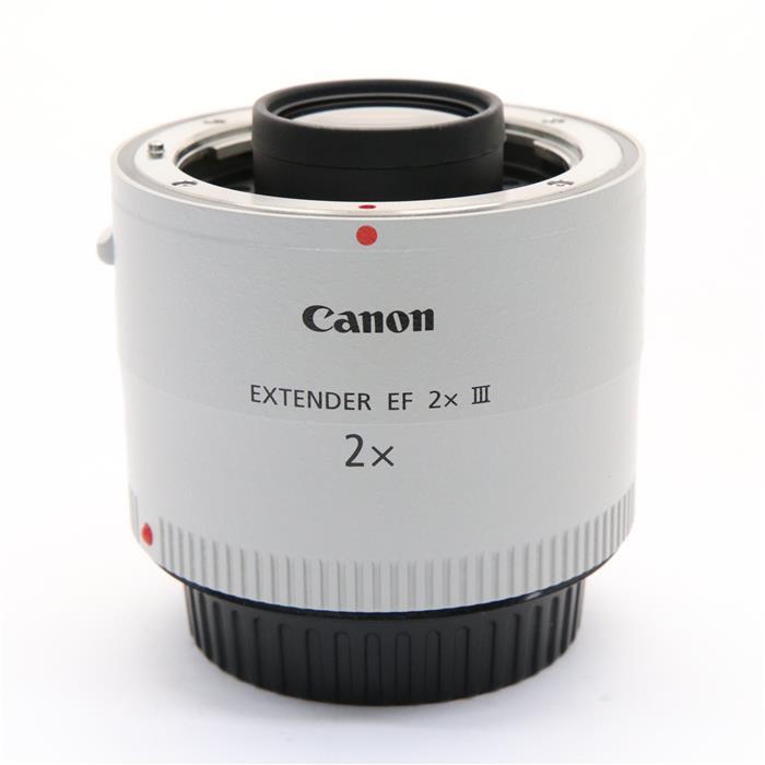 【あす楽】 【中古】 《美品》 Canon エクステンダー EF2X III [ Lens | 交換レンズ ]