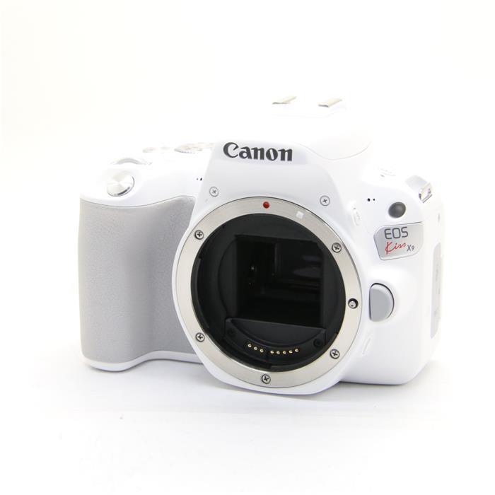 【あす楽】 【中古】 《美品》 Canon EOS Kiss X9 ボディ ホワイト [ デジタルカメラ ]