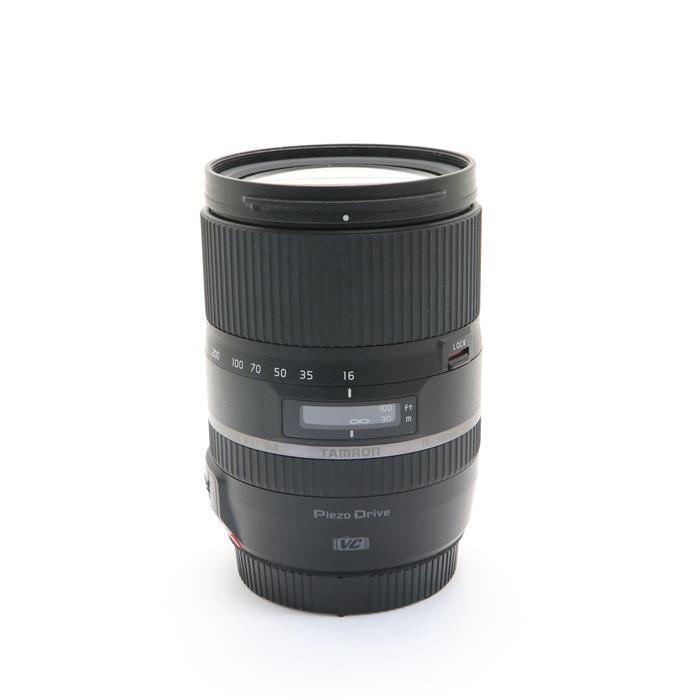 【あす楽】 【中古】 《美品》 TAMRON 16-300mmF3.5-6.3 DiII VC PZD MACRO/B016E(キヤノン) [ Lens | 交換レンズ ]