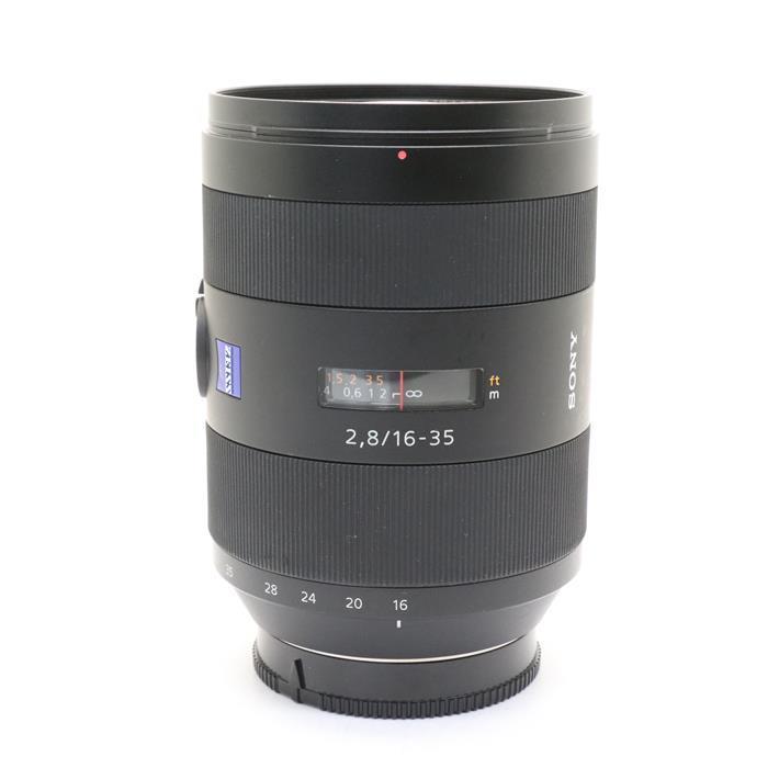 【あす楽】 【中古】 《並品》 SONY Vario-Sonnar T*16-35mm F2.8 ZA SSM (SAL1635Z) [ Lens | 交換レンズ ]