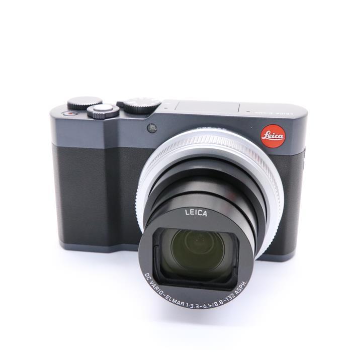 【あす楽】 【中古】 《美品》 Leica C-LUX ミッドナイトブルー 【ライカカメラジャパンにて各部点検済】 [ デジタルカメラ ]