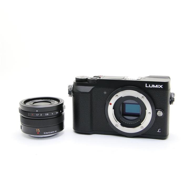 【あす楽】 【中古】 《良品》 Panasonic LUMIX DMC-GX7MK2L 単焦点ライカDGレンズキット ブラック [ デジタルカメラ ]