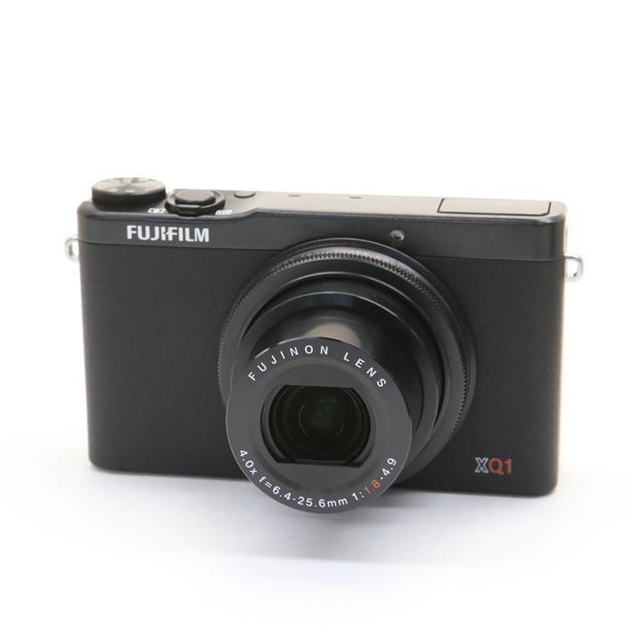 【あす楽】 【中古】 《難有品》 FUJIFILM XQ1 ブラック [ デジタルカメラ ]