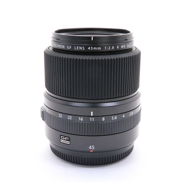 【あす楽】 【中古】 《並品》 FUJIFILM フジノン GF45mm F2.8 R WR [ Lens | 交換レンズ ]