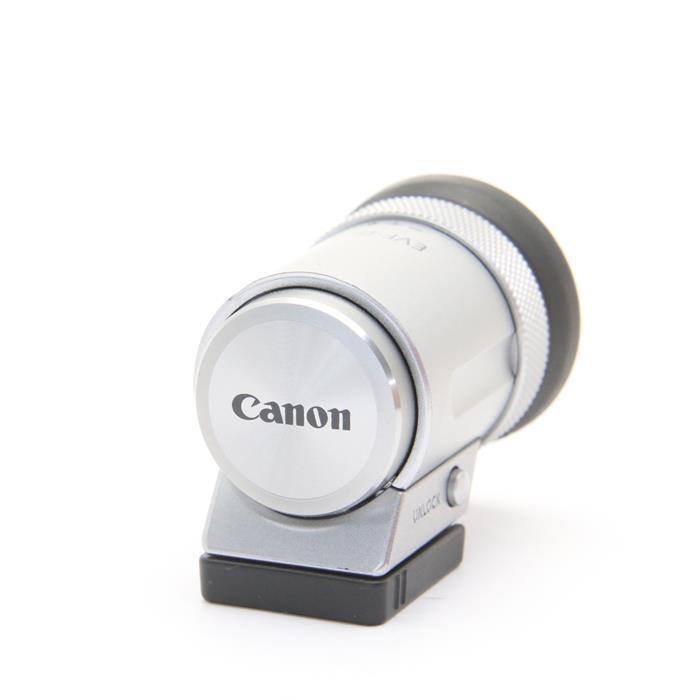 【あす楽】 【中古】 《並品》 Canon 電子ビューファインダー EVF-DC2 シルバー シルバー